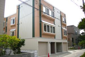 木造アパート02